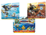 Amazon Exclusive: Skylanders Superchargers: Fly Dive Drive Toy Bundle - Chickadee Solutions - 1