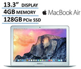 Newest Apple MacBook Air 13-inch Laptop Computer Intel Core i5 Processor 4GB ... - Chickadee Solutions - 1
