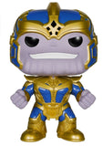 Funko 5105 POP Marvel: Guardians of The Galaxy Series 2 Thanos 6-Inch POP Act... - Chickadee Solutions - 1
