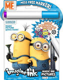 Despicable Me Magic Ink Activity Book - Chickadee Solutions - 1