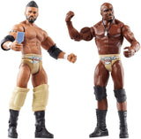 WWE Figure 2-Pack Darren Young & Titus O'Neill - Chickadee Solutions - 1
