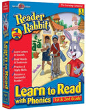 Reader Rabbit Learn To Read With Phonics: 1st - 2nd Grade - Chickadee Solutions