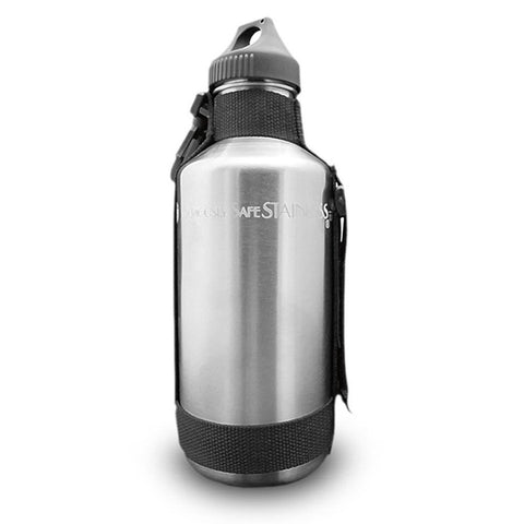 New Wave 40oz Stainless Steel Personal Water Bottle - Chickadee Solutions