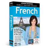 Learn French: Instant Immersion Family Edition Language Software Set - 2016 E... - Chickadee Solutions - 1