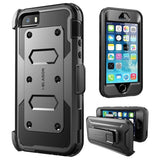 iPhone SE Case [Armorbox] i-Blason built in [Screen Protector] [Full body] [H... - Chickadee Solutions - 1