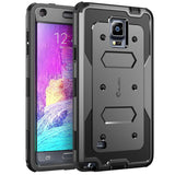 Galaxy Note 4 Case i-Blason Armorbox Dual Layer Hybrid Full-body Protective C... - Chickadee Solutions - 1