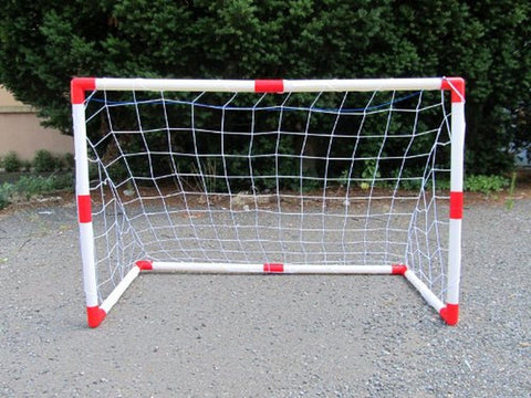 Set of 2 Junior Soccer Goals for Kids (4x3-Feet) Liberty Imports - Chickadee Solutions - 1