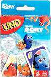 UNO Finding Dory Edition Card Game - Chickadee Solutions - 1