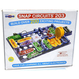 Snap Circuits 203 Electronics Discovery Kit - Amazon Exclusive - Chickadee Solutions - 1