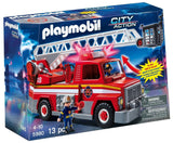 PLAYMOBIL Rescue Ladder Unit - Chickadee Solutions - 1