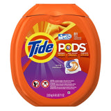 Tide PODS Spring Meadow HE Turbo Laundry Detergent Pacs 81-load Tub - Chickadee Solutions - 1