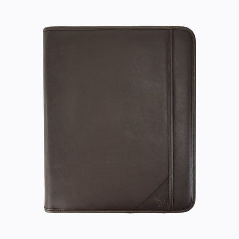 Samsill Professional Padfolio with Zippered Closure Letter Size Writing Pad I... - Chickadee Solutions - 1
