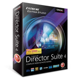 Cyberlink Director Suite 4 PC Disk - Chickadee Solutions - 1
