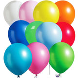 MESHA 12 Inches Assorted Color Party Balloons (144 Pcs) Very High Quality - U... - Chickadee Solutions - 1