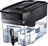 Brita UltraMax Water Filter Dispenser Black 18 Cup Brita - Chickadee Solutions - 1