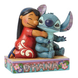 Enesco Disney Traditions by Jim Shore Lilo and Stitch Figurine 4.875 IN - Chickadee Solutions
