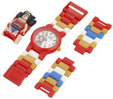 Lego Kids' 8020271 DC Universe Wonder Woman Link Watch - Chickadee Solutions - 1