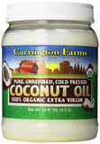 Carrington Farms Organic Extra Virgin Coconut Oil 54 Ounce - Chickadee Solutions - 1