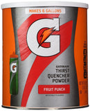 Gatorade - Fruit Punch Powder - New Super Saver Pack 102-oz. - Chickadee Solutions - 1
