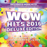 WOW Hits 2016 [2 CD][Deluxe Edition] - Chickadee Solutions