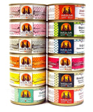 Weruva Grain Free Canned Dog Food Variety Pack - 12 Flavors (Grandma's Chicke... - Chickadee Solutions - 1