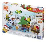 Mega Bloks Minions Movie Advent Calendar Standard Packaging - Chickadee Solutions - 1