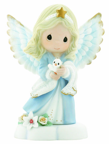 "Precious Moments ""In The Radiance Of Heaven's Light"" Figurine Precious Moments - Chickadee Solutions"