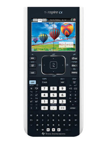 Texas Instruments TI-Nspire CX Graphing Calculator Standard Packaging - Chickadee Solutions - 1