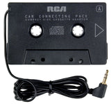 Car Cassette Adapter Standard Packaging - Chickadee Solutions