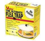 Victor M230 Ultimate Flea Trap 2Pack - Chickadee Solutions