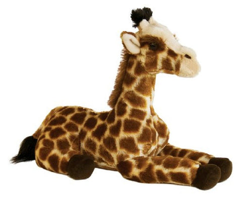 Aurora World Inc 12 inches Acadia The Giraffe Flopsie - Chickadee Solutions