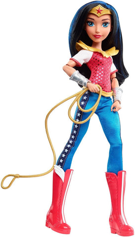 "DC Super Hero Girls Wonder Woman 12"" Action Doll - Chickadee Solutions - 1"
