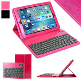 iPad Air/iPad Pro 9.7 Keyboard + Leather Case Alpatronix [KX130] Bluetooth iP... - Chickadee Solutions - 1