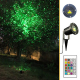 Garden Tree and Outdoor Wall Decoration Laser Lights for Holiday Lighting (Gr... - Chickadee Solutions - 1