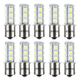 HOTSYSTEM 1156 7506 1003 1141 LED SMD 18 LED Bulbs Interior RV Camper White 1... - Chickadee Solutions - 1
