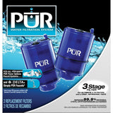 PUR MineralClear Faucet Refill RF-9999 2 Pack - Chickadee Solutions