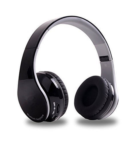 HCcolo Bluetooth Wireless Foldable Headphone Noise Cancelling Handfree Hi-fi ... - Chickadee Solutions - 1