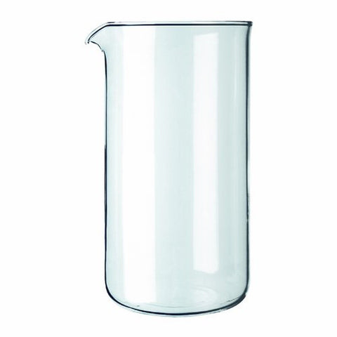 Bodum Spare Glass Carafe for French Press Coffee Maker 0.35-Liter 12-Ounce - Chickadee Solutions