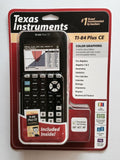 TEXAS INSTRUMENTS TI-84 PLUS CE SILVER EDITION DUMMIES INCLUDED BLACK - Chickadee Solutions - 1