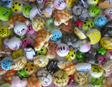 Variety of 5 Squishy Charms - Chickadee Solutions