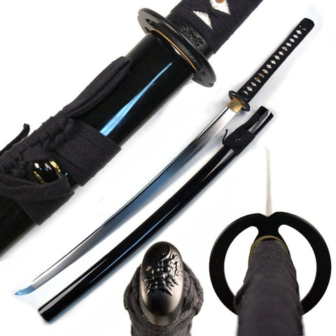 Musashi - 1060 Carbon Steel - Best Miyamoto Sword - Chickadee Solutions - 1