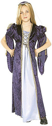 Rubies Renaissance Faire Juliet Child Costume Large One Color Multicoloured - Chickadee Solutions - 1