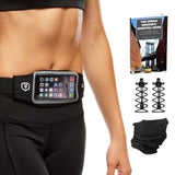 Running Belt - Complete Bundle PLUS Elastic Laces PLUS Multipurpose Scarf PLU... - Chickadee Solutions - 1