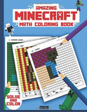 Amazing Minecraft Math: Cool Math Activity Book for Minecrafters (Minecraft A... - Chickadee Solutions - 1
