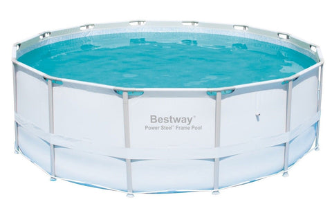 Bestway 12751 Steel Pro Frame Pool 14-Feet by 48-Inch - Chickadee Solutions - 1