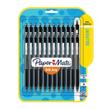 Paper Mate InkJoy 300RT Retractable Ballpoint Pens Medium Point Black 24 Pack... - Chickadee Solutions - 1