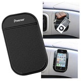 Insten Car Grip Pad Non Slip Sticky Anti Slide Dash Cell Phone Mount Holder Mat - Chickadee Solutions - 1