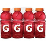 Gatorade: Thirst Quencher Fruit Punch Sports Drink 8 Pk (Case of 10) - Chickadee Solutions