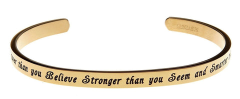 """You are Braver than you Believe Stronger than you Seem and Smarter than you ... - Chickadee Solutions - 1"
