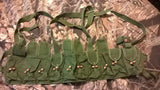 Chinese Military Genuine Surplus SKS Rifle 7.62x39 10 Pocket Chest Pouch Rig ... - Chickadee Solutions - 1